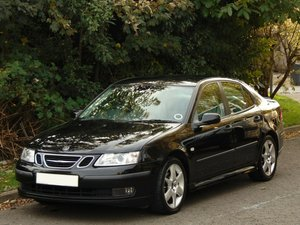 2007 Saab 93 1.9 TiD Vector Sport.. Very Low Miles.. FSH.. Superb SOLD