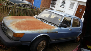 1983 Saab 900 GLE For Sale