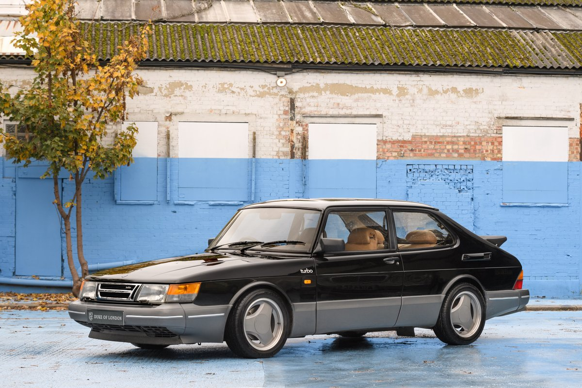 1989 Saab 900 Turbo SOLD (picture 1 of 10)