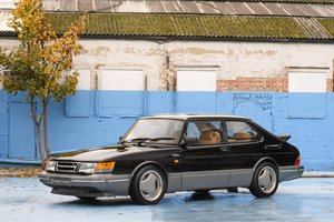 1989 Saab 900 Turbo For Sale