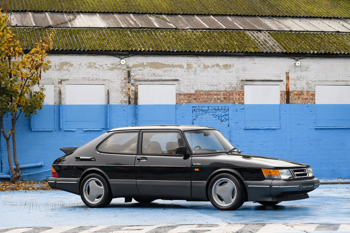 1989 Saab 900 Turbo SOLD (picture 4 of 10)