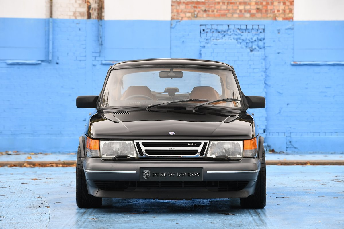 1989 Saab 900 Turbo SOLD (picture 5 of 10)