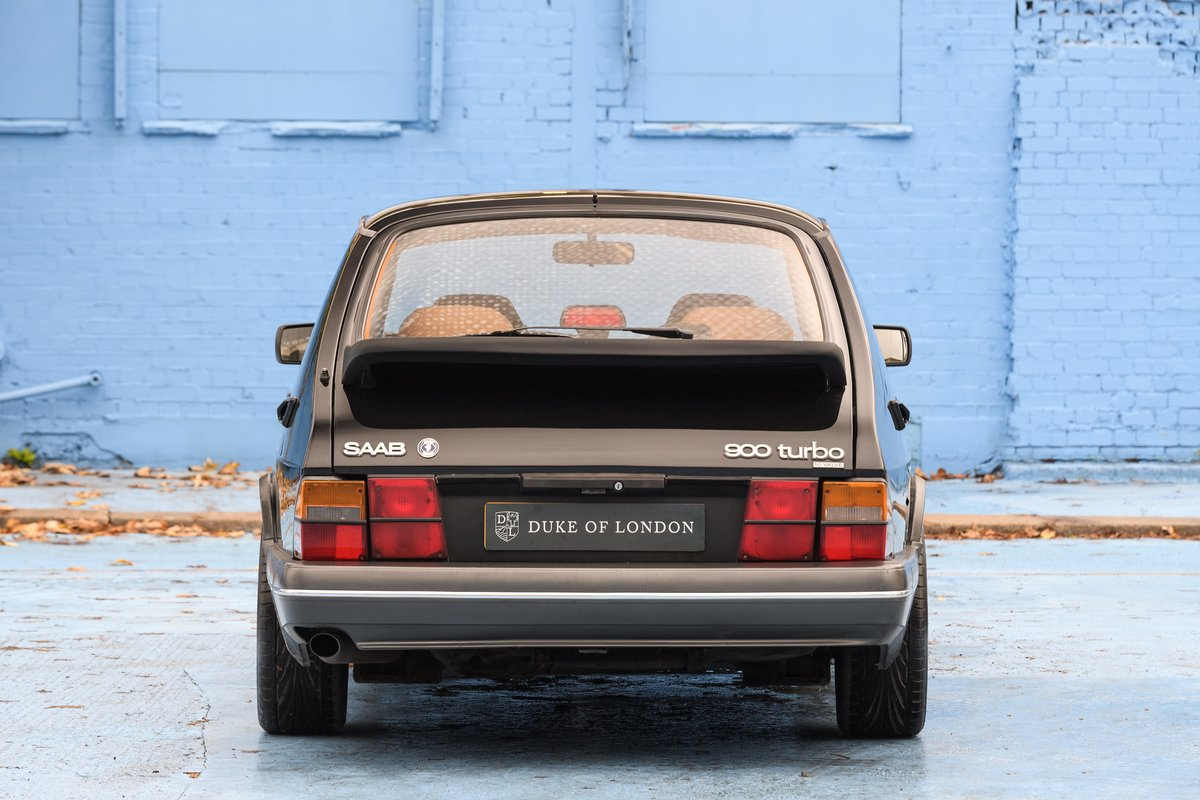 1989 Saab 900 Turbo SOLD (picture 6 of 10)