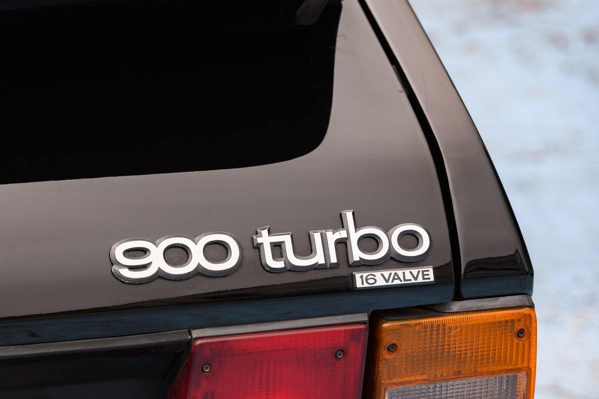 1989 Saab 900 Turbo SOLD (picture 7 of 10)