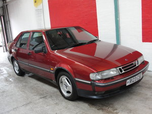 1998 Saab 9000 CS Turbo For Sale by Auction