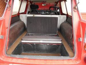 1976 Saab 95 V4 Solid Car