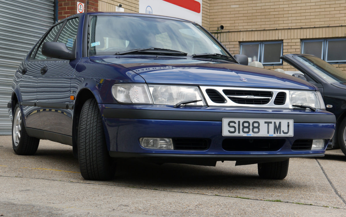 1998 Saab 93 SE 5Dr 1 Owner 7171 Miles Immaculate For Sale (picture 5 of 6)
