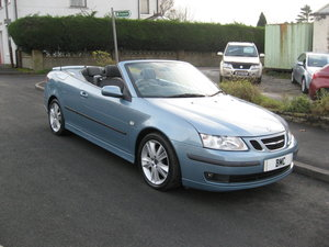 2007 07-reg Saab 9-3 1.9TiD ( 150ps ) Vector Anniversary Ltd For Sale