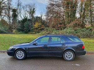 2005 Saab 9-5 Estate..2.0 Linear Turbo.. Manual.. FSH