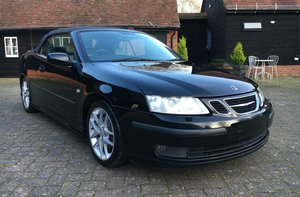2004 Saab 93 Aero For Sale by Auction