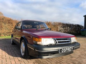1993 SAAB 900 Turbo SE Manual