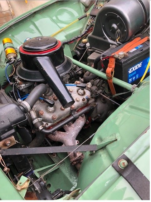 1966 Saab 96 two stroke For Sale (picture 2 of 6)