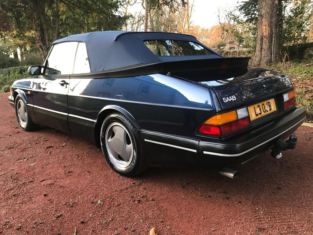1993 Saab 900S turbo. Stunning,12 months MOT, For Sale (picture 2 of 6)