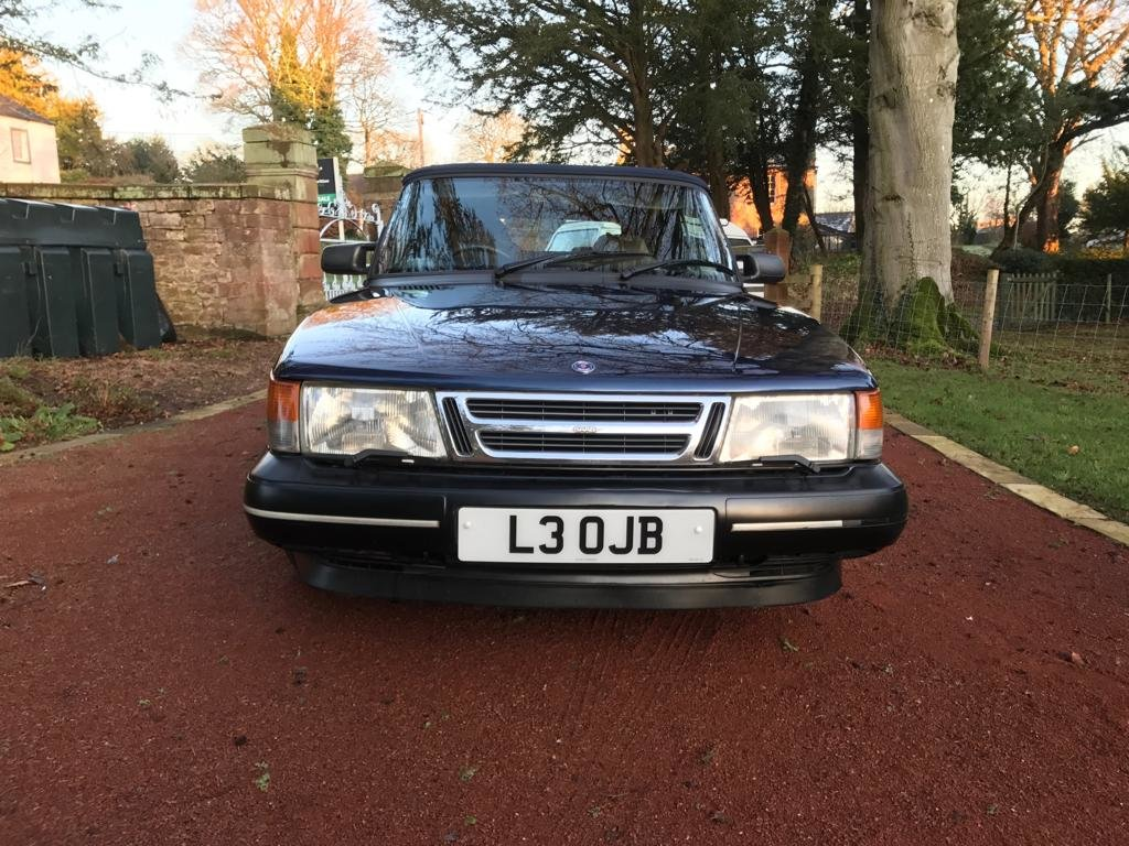 1993 Saab 900S turbo. Stunning,12 months MOT, For Sale (picture 3 of 6)