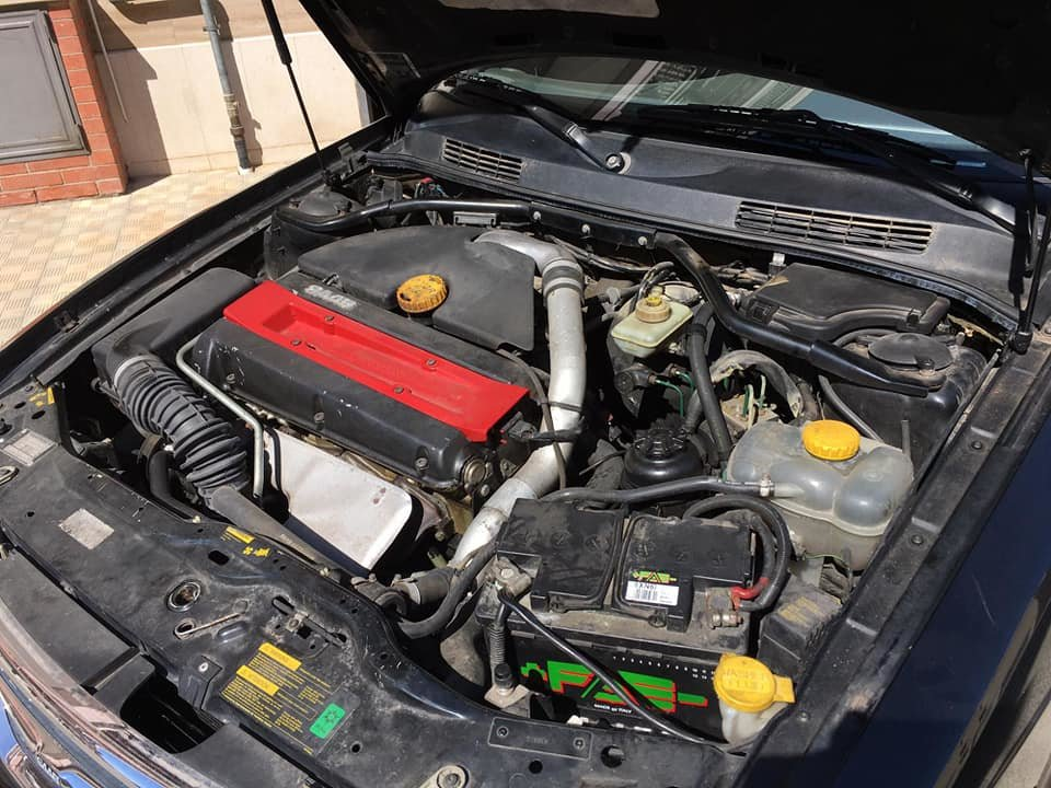 1998 Saab 9-3 turbo cabrio For Sale (picture 6 of 6)