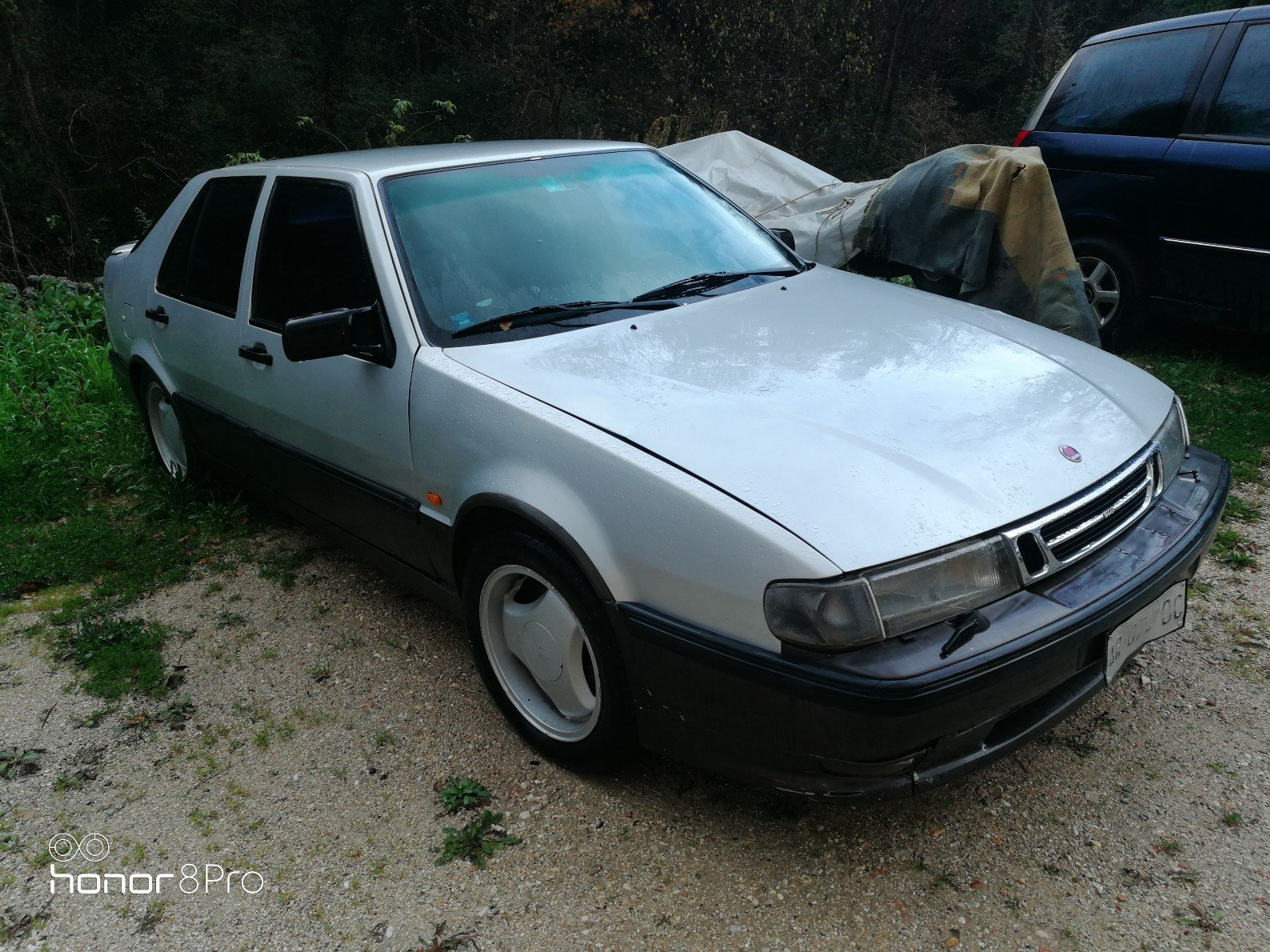1997 Saab 9000 turbo 16 cse For Sale (picture 1 of 6)
