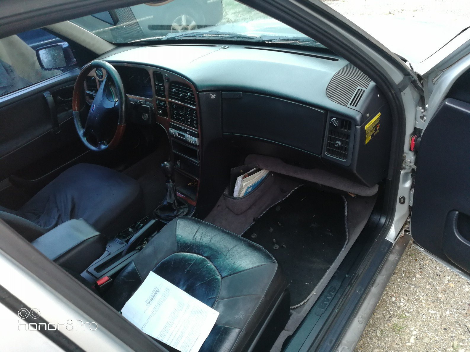 1997 Saab 9000 turbo 16 cse For Sale (picture 6 of 6)