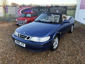 1999 Saab 9-3 2.0 T SE 2dr For Sale