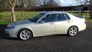 2006 56 plate saab 9.5 hot aero (260bhp) For Sale