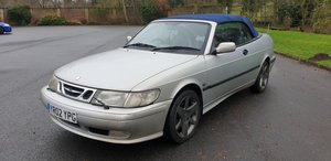 **REMAINS AVAILABLE** 2002 Saab 9-3 SE Turbo For Sale by Auction