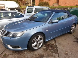 **REMAINS AVAILABLE**2008 Saab 9-3 Aero TTiD For Sale by Auction