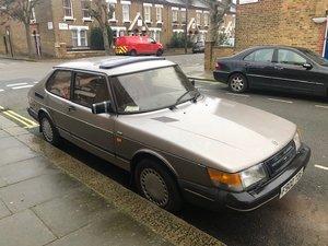 1989 SAAB 900i 2.0L For Sale