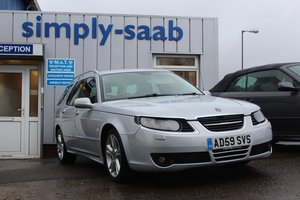 STUNNING HIGH SPEC PETROL 9-5 2.3 T ESTATE