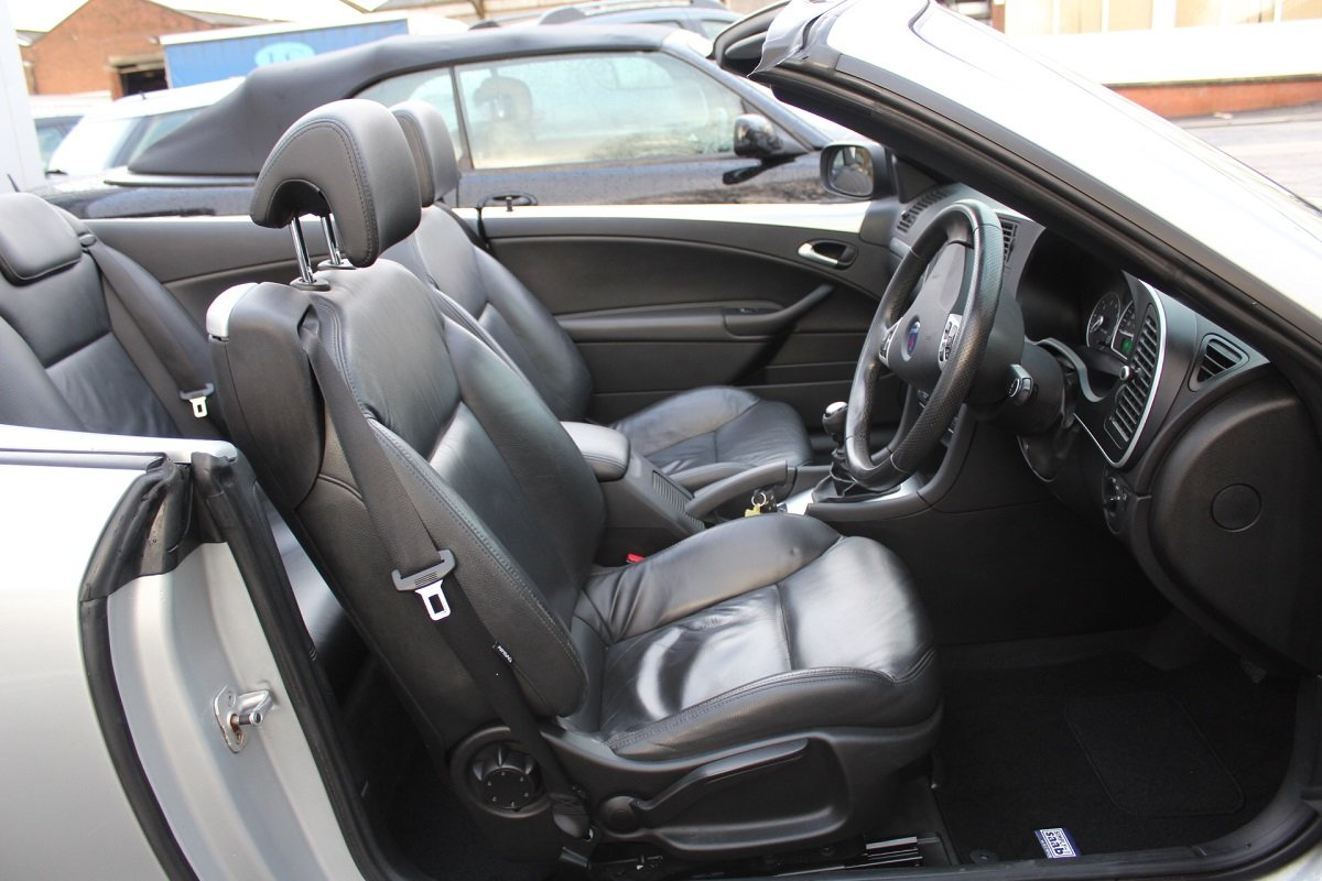 2012 ONE OF THE LAST CONVERTIBLES MADE! 9-3 LINEAR SE TURBO SOLD (picture 5 of 6)