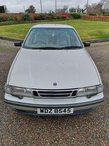 1997 SAAB 9000 CS For Sale