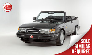 Picture of 1992 Saab 900i 16v Cabriolet /// Lovely Example /// 119k Miles SOLD