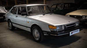 1986 Saab 900 2 Door Saloon