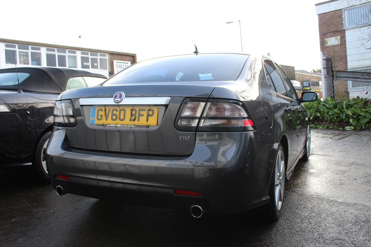 2011 9-3 Turbo Edition TTID Saloon SOLD (picture 4 of 6)