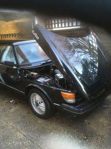 1980 SAAB turbo For Sale