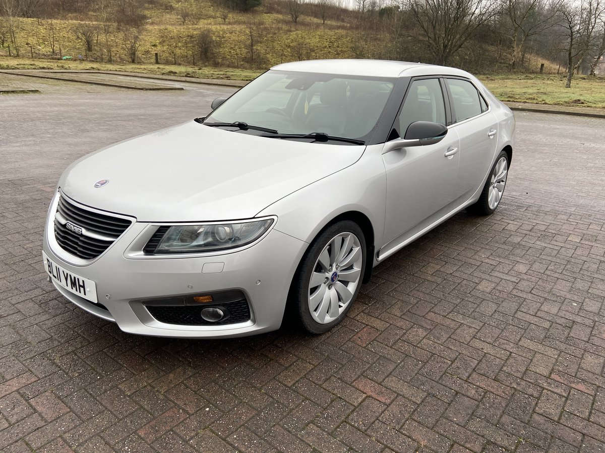 2011 SAAB 9-5 AERO TTID For Sale (picture 2 of 6)