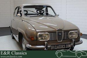 Saab 96 V4 1973 Restored For Sale