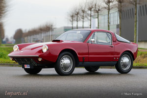 Unique Classic Saab Sonett 2-stroke 1967 (LHD) For Sale