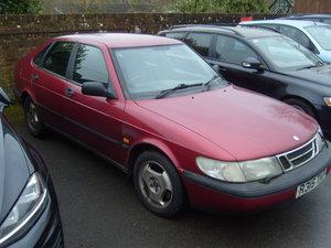 1997 Saab 900 i SE 5 door hatchback
