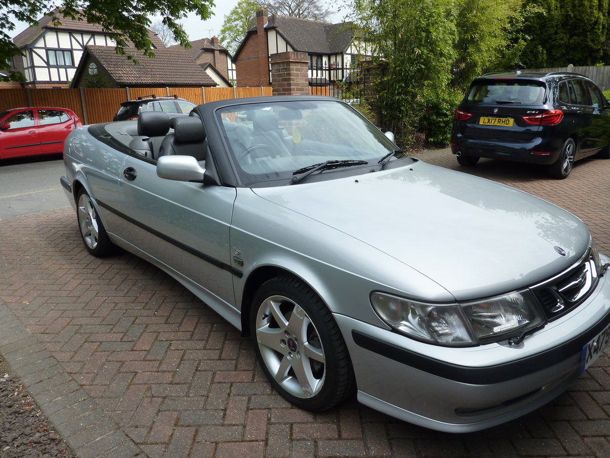 2000 Saab 93 SE  Automatic Low Mileage For Sale (picture 2 of 6)