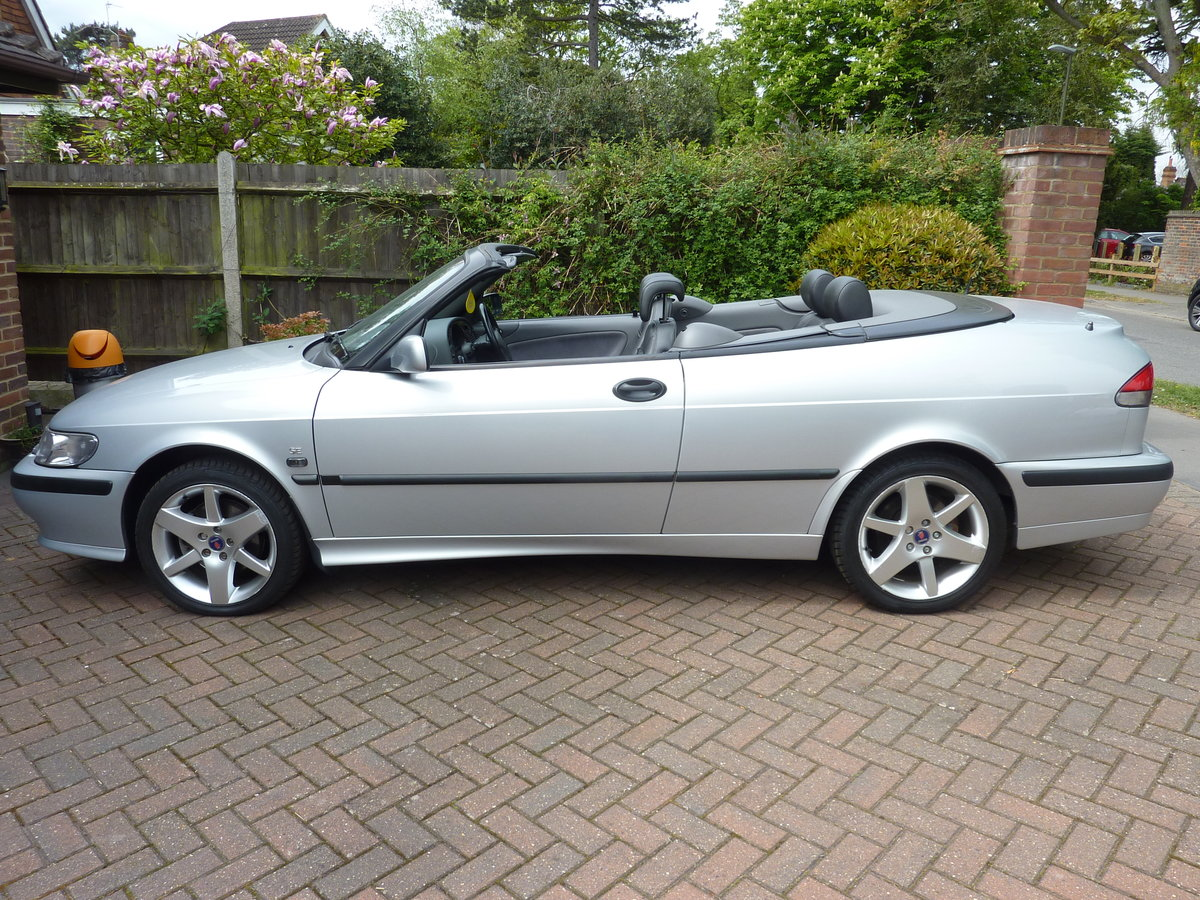2000 Saab 93 SE  Automatic Low Mileage SOLD (picture 4 of 6)