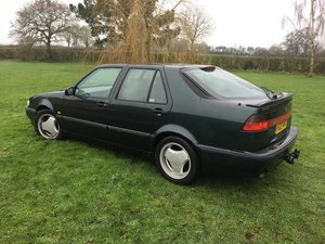 Saab 9000 Aero Long MoT, manual.