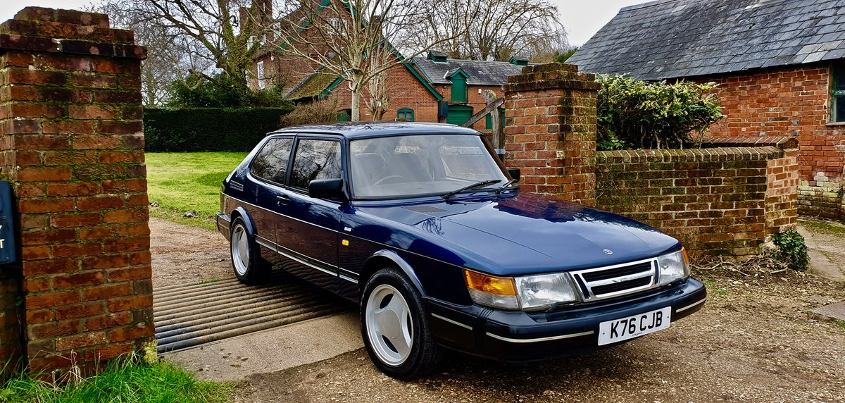 1992 Saab 900 XS - Immaculate Condition (Deposit Taken) For Sale (picture 1 of 6)