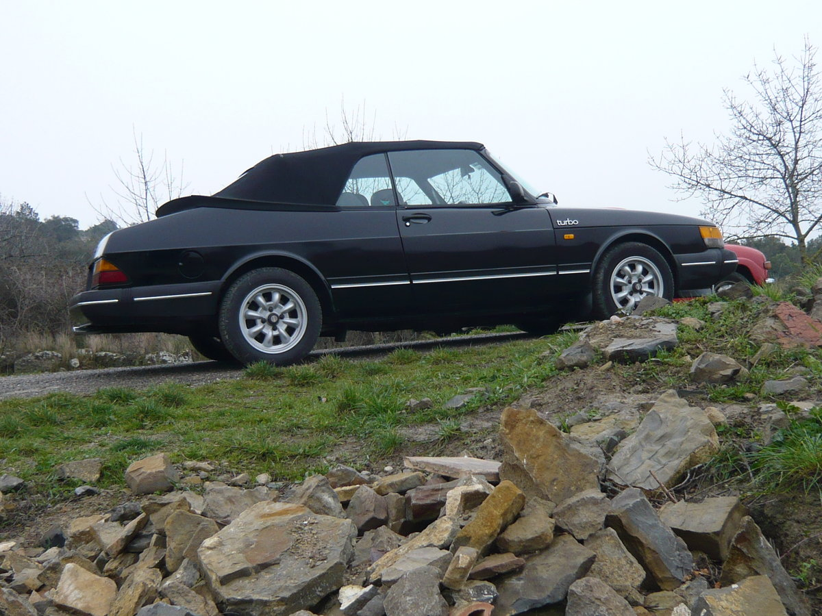 1987 Saab 900 cabriolet immaculate rust-free  For Sale (picture 6 of 6)