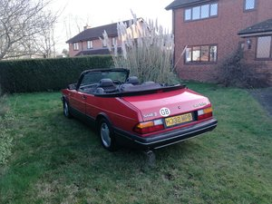 Picture of 1990 Saab 900 turbo classic convertible (auto)