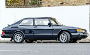 1992 Saab 900i Classic. 16V 3 door hatchback. Superb For Sale