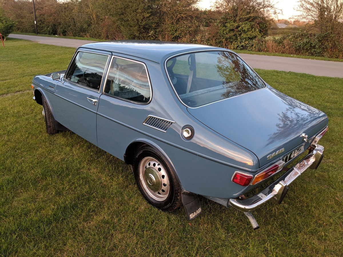 1970 Saab 99 1850cc LHD Rare Californian Import Survivor SOLD (picture 2 of 6)