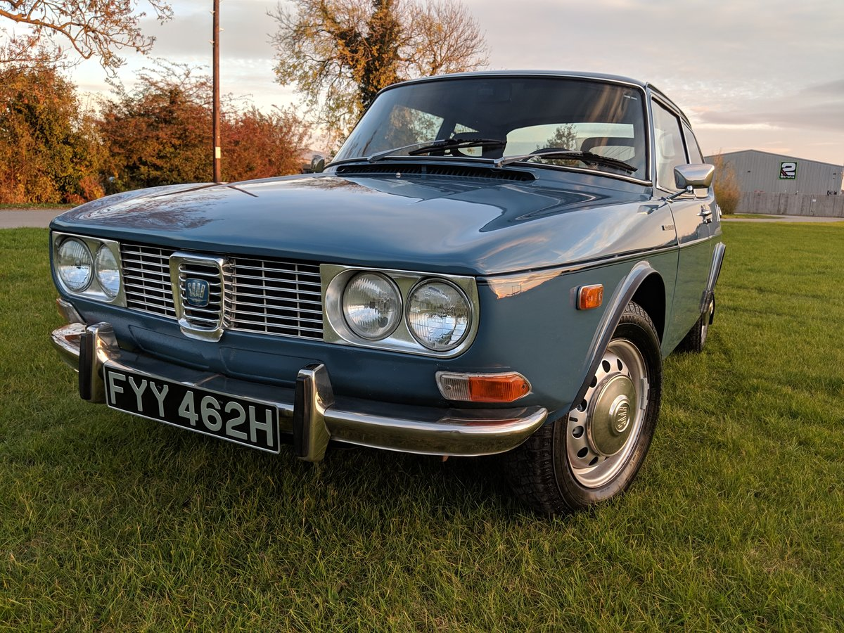 1970 Saab 99 1850cc LHD Rare Californian Import Survivor SOLD (picture 4 of 6)