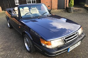 1992 Saab  900 Turbo S Convertible