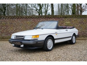 1988 Saab 900 Classic 16V Turbo Intercooler Convertible ,Only 480