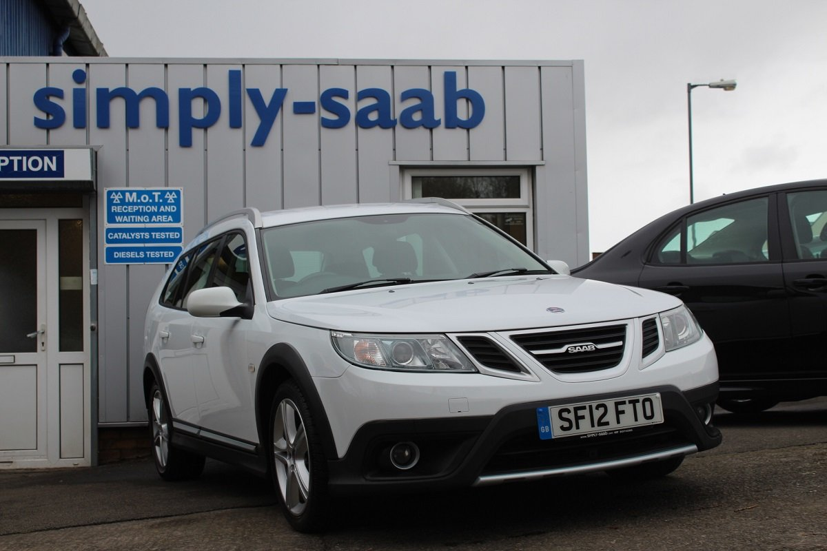 2012 Super 9-3X Griffin TTID4 Sportswagon  SOLD (picture 1 of 6)