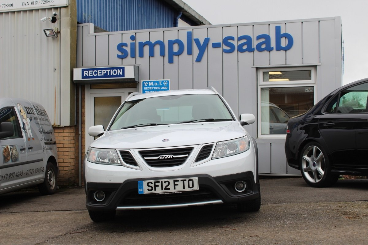 2012 Super 9-3X Griffin TTID4 Sportswagon  SOLD (picture 2 of 6)